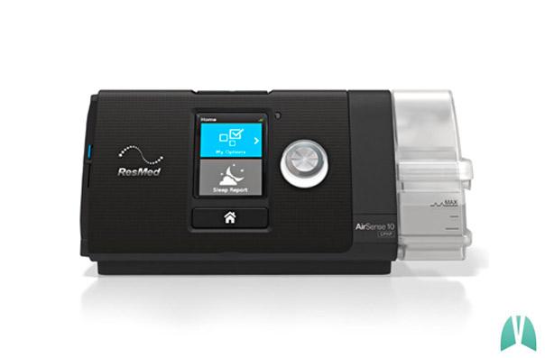 Aluguel de CPAP AirSense S10