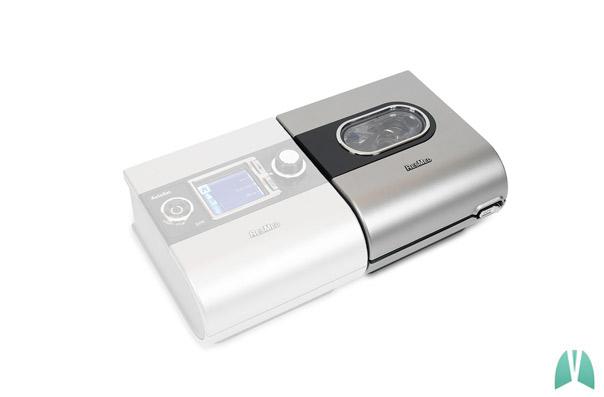 Aluguel de Umidificador CPAP ou VPAP H5I Resmed